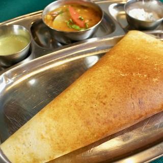 南インドの家庭料理が味わえる!!