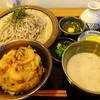 仙の坊 - 料理写真:一番人気つけとろ定食
