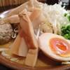 Ramennagata - 料理写真:特製鶏だしらーめん・味噌 1160円