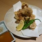 たなごころ - 穴子の天ぷら