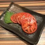 焼肉こいのぼり - トマトスライス