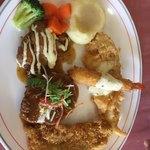 チャーリーレストラン - チャーリーランチ  ¥1,588-