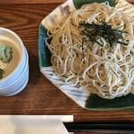 麺 銀三 - ざる蕎麦大盛り