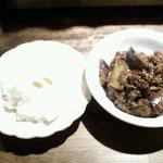 ヘンドリクス カリー バー - 茄子と梅干しのカレー