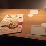 KICHIRI GARDEN TABLE - 半個室席