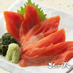 北のグルメ亭 - 紅鮭刺し