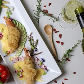 ご提案したいのは、ワインと四川料理のマリアージュ。