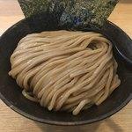麺屋 たけ井 - つけ麺並(880円)+のり3枚(50円)