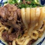 丸亀製麺 - リフトアップ