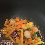 ピカール - 野菜調理後