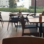 築地本願寺カフェ Tsumugi - 広くてゆったりなカフェ