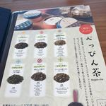 築地本願寺カフェ Tsumugi - お茶も買えます