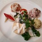 地中海食堂 タベタリーノ -