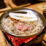 松川 - 火がはいって食べ時