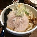 らーめん蓮 - 「味噌らーめん」(790円)