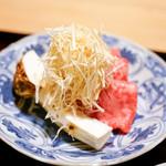 松川 - 松茸と近江牛