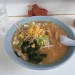 7622902 - 味噌ラーメン(550円)