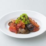 お野菜のトマト煮込み スペイン風