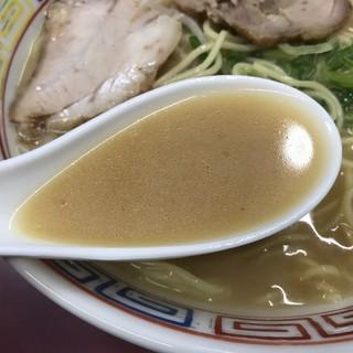 天天,有 - 料理写真:噂のスープ