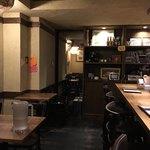 カレー屋SUN - 店内(奥側)