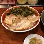 76222682 - 甘辛の豚肉が美味しかった('17/11/10)