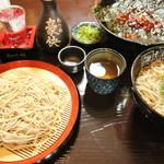 そば助大阪 - 自家製麺十割もりそば