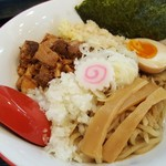 麺屋 から草 - 「油そば」(2017年11月10日)