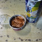 加島酒店 - 氷結と缶詰