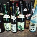 加島酒店 - お勧めの日本酒