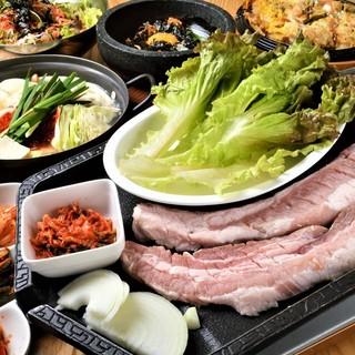 [シンさんのほっこり韓国家庭料理]