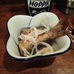 立呑み 魚平 - 鮮魚の南蛮漬け