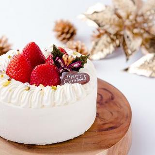 誕生日にぴったり!ホールケーキをご用意いたします。
