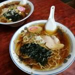 藤華 - THE醤油ラーメン