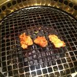 本格焼肉 カンゲン - ミノ焼き
