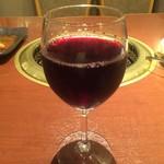 本格焼肉 カンゲン - グラスワイン