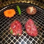 カンゲン - 特選ハラミ&野菜