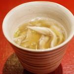 鮨菜 和喜智 - 九絵、舞茸、白菜