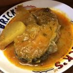 アジアカレーハウス - 魚カレー