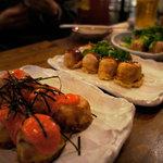 蛸家 - たこ焼き3種類