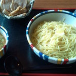 7623328 - 中華つけ麺:単品(ラーメン麺大盛り)