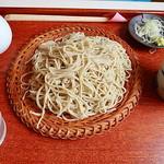 76231006 - セイロ蕎麦 700円 ✚ 大盛り 300円