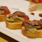カタルーニャ厨房 カサマイヤ - 料理写真:エスカリバダ
