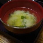 坂本屋 - 味噌汁