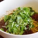 タンタンアンドコー - 料理写真:汁無し担々麺