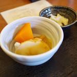 魚鐵 - 小鉢・漬物
