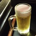 ライオン堂 - 生ビール
