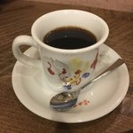 まめ蔵 - セットのコーヒー