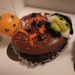 マグノリア ベーカリー - ハロウィンカップケーキ