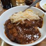 味芳斎 - 牛肉飯