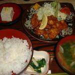 渋川食堂 - 料理写真:料理